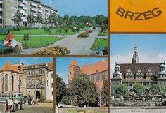 BRZEG Miasto na lewym brzegu Odry. Cenny zespół budowli zabytkowych, głównie renesansowych.