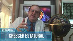 Acesse nosso canal  Deixe seu like!! Crescer Estatural - Dr. João Santos Caio Jr Endocrinologia - Neuroendocr...