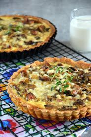 Cooking is the best thing in my life New Cooking, Vegetarian Cooking, Cooking Recipes, Quiche, Cooking Roast Beef, Good Food, Yummy Food, Polish Recipes, Savoury Dishes