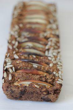 Suikervrij Rabarber Appel Brood (De Bakparade)