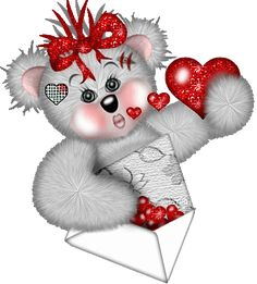 welcome to my world of cute Bears Love Heart Images, Love You Images, Love Pictures, Gif Animé, Animated Gif, Teddy Bear Quotes, Teddy Beer, Teddy Bear Images, Heart Bubbles