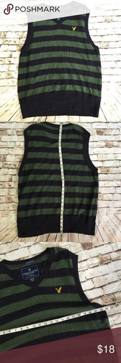 American eagle XXL vintage fit wool blend vest Good conditions some slight pilling American Eagle Outfitters Jackets & Coats Vests