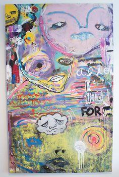 Canvas Gava Mixed Media