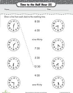 analogue clock worksheet maker make your own tailored worksheets interactive clock. Black Bedroom Furniture Sets. Home Design Ideas