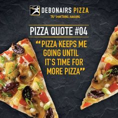 Try Something Amazing with Debonairs Pizza Pizza Quotes, Food Quotes, Facts About Pizza, Pizza Special, Forget, Pizza Recipes, Hashtags, Great Recipes, Amazing