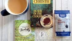 We've compiled a list of the best monthly book subscription boxes for any reader. Whether for yourself or to gift a fellow book lover, these boxes surprise and delight each month! Book Subscription Box, Monthly Subscription, Death In The Clouds, English Breakfast Tea, Coffee And Books, Simple Pleasures, Inspirational Gifts, Make It Yourself, Gift Ideas