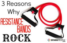 Resistance bands offer variety, convenience, and affordability to exercisers at every fitness level. Check out what bands can do for you!