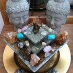 Citrine Hibiscus Soda Pick Me Up - Hibiscus Moon Crystal Academy | Crystal Healing | Crystal Healer | Crystal Therapy | Crystal Grids | Crystal Healing Course