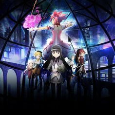 劇場版 魔法少女まどか☆マギカ[新編]叛逆の物語 http://www.madoka-magica.com/ #madoka_magica