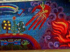 Part of an amazing mosaic mural in front of the Dallas Museum of ... www.pinterest.com500 × 375Buscar por imágenes Dallas Murals, Mosaic Dallas, Art Mosaics, Mosaics Architecture, Mosaic Art
