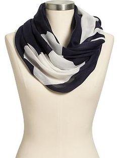 Womens Gauze Infinity Scarves- Just bought looking for something different:-)