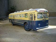 Maqueta de Bus Mitsubishi Fuso R-32 (Maquetas de buses por Cokehobybus) Tags: fuso mitsubishi r32 maquetadebuschileno