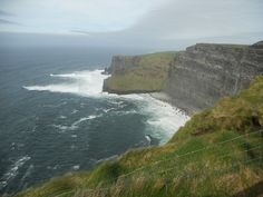 I want to go back to Ireland and go to the cliffs of Moher this time Irish Images, Cliffs Of Moher, Wow Products, The Places Youll Go, Travel Around, Ireland, Beautiful Places, To Go, Bucket