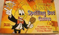 """""""Honey Nut Cheerios Spelling Bee Game"""" - Licensed by General Mills (the owners of Cheerios breakfast cereal) and published by Briarpatch, this is a kid's """"spelling bee"""" game, with an electronic """"host"""" in the form of """"BuzzBee"""" the Honey Nut Cheerios bee mascot. The BuzzBee playing piece produces """"real studio"""" sound effects. Spelling For Kids, Spelling Games, Spelling Bee, Bee Games, Honey Nut Cheerios, General Mills, Breakfast Cereal, Trivia Games, Sound Effects"""