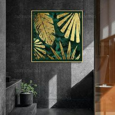 Abstract print Painting Canvas print Large painting ready to hang Gold print bule Wall art home Decor framed print cuadros abstractos - Descriptions *** * Title: Natural Gold Painting Print * Size: 20 x 20 inches x 50 cm) 24 x 24 i - Large Painting, Oil Painting On Canvas, Painting Frames, Painting Prints, Wall Art Prints, Abstract Canvas, Abstract Nature, Canvas Art, Abstract Print