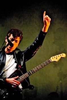 Arctic Monkeys@Lowlands 2011