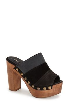five worlds by Cordani 'Tajin' Platform Mule (Women) available at #Nordstrom