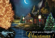 Wishes for a Wonderful Christmas Season and New Year 2014 to all my Family and Friends