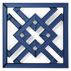 Allston Plaque - Plaque 1 by Z Gallerie Pop Design For Roof, Front Wall Design, Pop False Ceiling Design, Balcony Grill Design, Balcony Railing Design, Window Grill Design, Mirror Art, Beveled Mirror, Door Gate Design