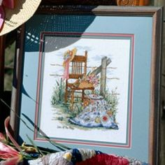 more cross stitch has to be Paula VAughan