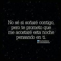 Te prometo ...