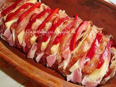 Archívy Hlavné jedlá - Page 6 of 120 - To je nápad! Meat Recipes, Appetizer Recipes, Cooking Recipes, Good Food, Yummy Food, Czech Recipes, Salty Foods, Pork Tenderloin Recipes, Hungarian Recipes