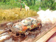 #motorsport #rally #diorama