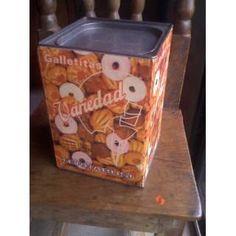 Lata Antigua De Galletitas Terrabusi  (yo las comparaba sueltas en el almacén de Don Sirerol Best Memories, Childhood Memories, Best Of 80s, Retro Vintage, Nostalgia, Lunch Box, Old Things, Pure Products, Antiques