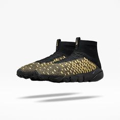 NikeLab Air Footscape Magista Flyknit x OR.  Elements of off-road running heritage and on-pitch creativity merged to create a new, woven expression. Now, Football Nouveau takes it to the next level. @olivier_rousteing gives his take on the style, which stands as a testament to the marriage of sport performance to evolve into sport style.  Available June 2 at nike.com/nikelab and select #NikeLab destinations worldwide.
