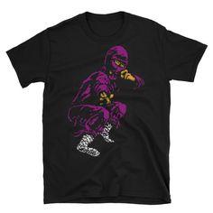 """""""Wrath Of The Black Manta"""" T-Shirt - Schmirt"""