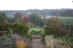 Gravetye Manor Garden, UK