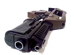 ALIENS M41-A Pulse Rifle Custom made HERO Functional with working counter. $1,495.00, via Etsy.