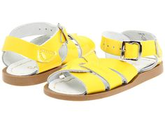 Salt Water Sandal by Hoy Shoes The Original Sandal (Infant/Toddler) Gold - Zappos.com Free Shipping BOTH Ways