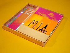 M.I.A Deluxe edition 1984 on Behance