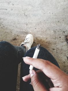 Smoking , smoke , Stan Smith , nails