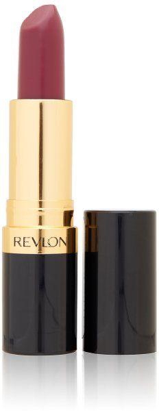 Revlon Super Lustrous Lipstick Shine ~ Plum Velour 850