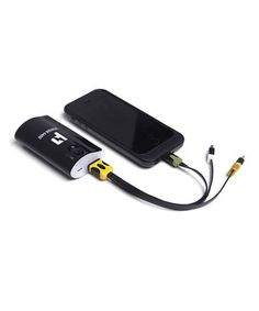 Love this Lithium 4400 Backup Battery & Micro-USB Cable by Power Practical on #zulily! #zulilyfinds