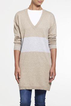 Adventure Sweater SS2105 NINETEEN//46 NZ$199 #knitwear #fullyfashioned #summerknitwear #cotton #summer