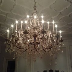 "36 Likes, 4 Comments - Latif Mecikukic (@latifsdesign) on Instagram: ""Our Restored Antique  Chandelier #customchandeliers #customlights #chandeliers #chandelier…"""