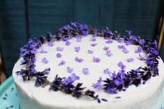 Lavennder Cake