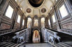 Reggia di casserta scale | Scalone della Reggia di Caserta inviata il 14 Novembre 2012 ore 15:50 ...