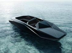 A arquiteta Zaha Hadid usa todo seu potencial como criadora de design para criar um barco com sua própria assinatura. Ele é futurista, preto e assimétrico, bem ao estilo Zaha! Somente 12 sortudos afortunados poderão compra-lo, pois trata-se de uma série limitada de protótipos. Se os produtores de James Bond estiverem atentos, é um …