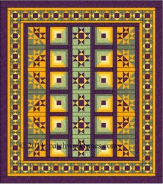 Road to Brownwood on http://www.patchworktimes.com/patterns/road-to-brownwood/  This is beautiful!