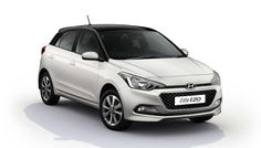 The New 2017 Elite i20 comes with first-in-segment Dual Tone exteriors options in red passion body colour with phantom black roof