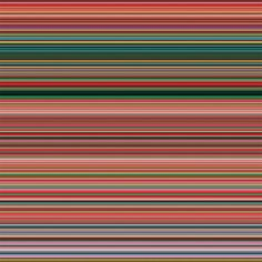 Gerhard Richter ~ Strip, 2012