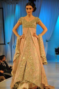 Bridal wear _ Princess Lehenga www.weddingsonline,in
