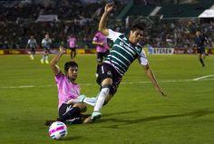 Chiapas Venció a Santos en el Víctor Manuel Reyna.
