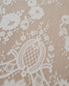 """Imperial Lace on Instagram: """"Ivory chantilly lace fabric...brand new💍🥚💐 Clothe yourself in our laces! #chantilly #romantic #bestlace #lace #love #lacefabric #ivory…"""""""