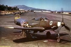 World War 2 fighter planes