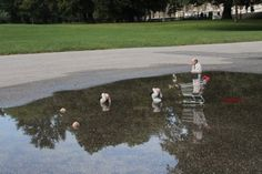 10. Cement eclipses - Isaac Cordal http://www.isaac.alg-a.org/Cement-eclipses,24